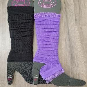 Steve Madden Accessories | Leg Warmers